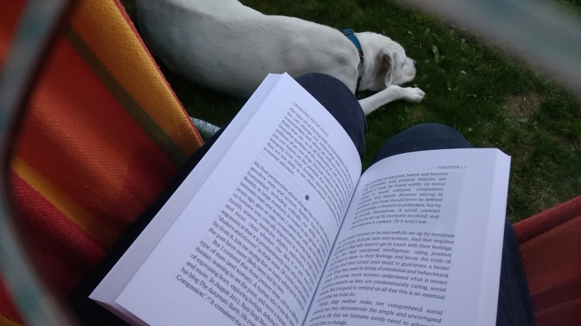 A Book Review of: Learning From Dogs by Paul Handover