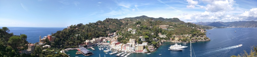 Day Trip from Loano to Portofino
